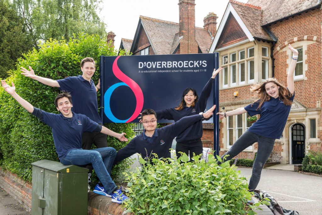 D`Overbroeck`s College